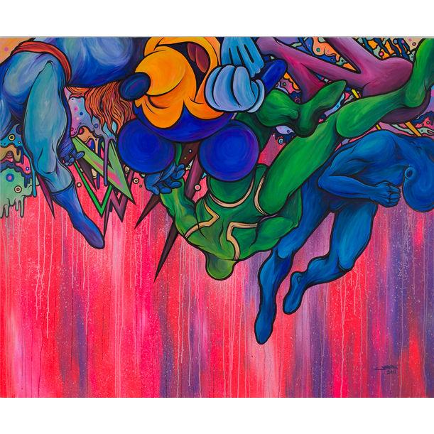 Ratrace by Jahan Loh