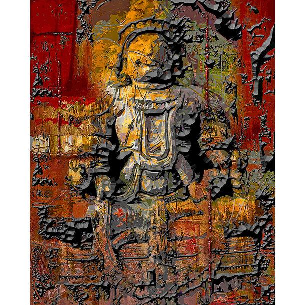 Chennakesava Temple Somnathpura by Vijit Pillai
