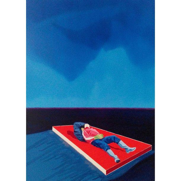 Raft by Matan Ben Tolila