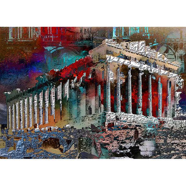 Acropolis by Vijit Pillai