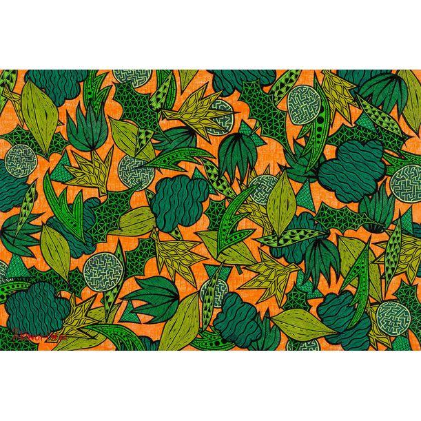 Autumn Herb Salad by Akinori Tanaka