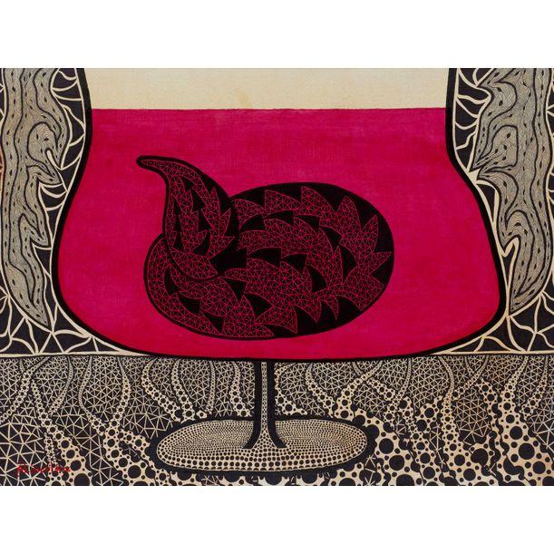 Chicken Simmered in Red Wine by Akinori Tanaka