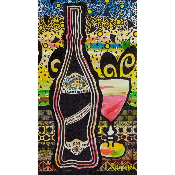 Provence Rose Wine by Akinori Tanaka