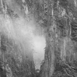 Huangshan Untitled 8 by Bonbon Wang