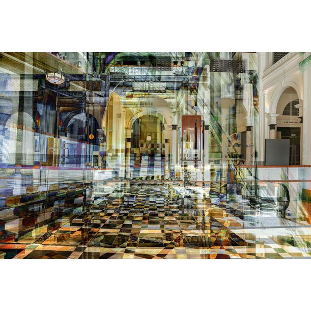 NATIONAL GALLERY I by Terence Tan