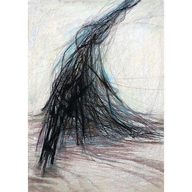 Rising VI by Yaprak Akinci