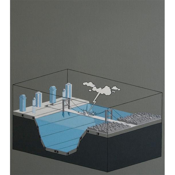 Natural Disasters III by Erdem Ergaz