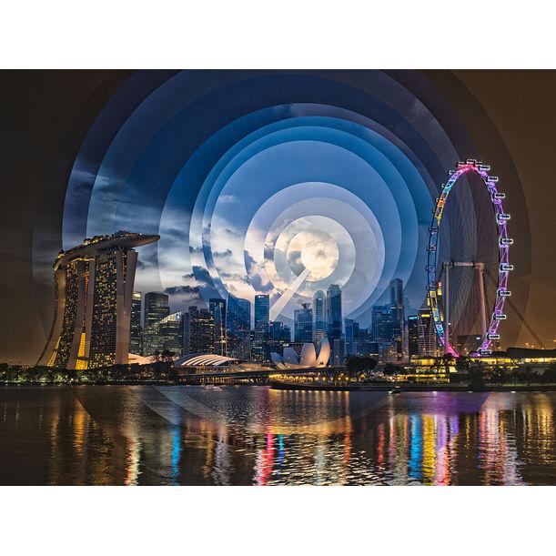 Metropolitan Singapore by Fong Qi Wei