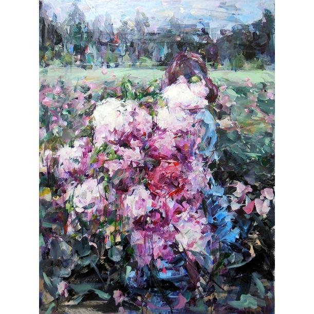 Blossoms #03 by Hyunju Kim