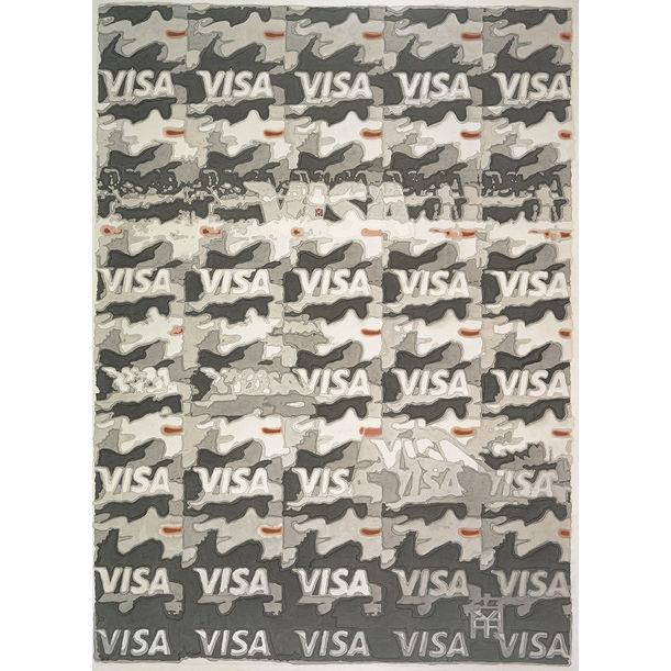 Credit Card No. 3 by Nan Qi