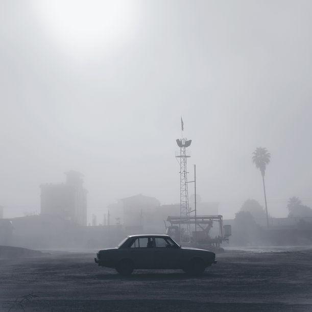 A Tired City by Mehran Naghshbandi