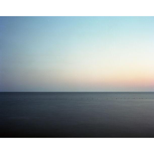 Aegean Line I by Göksu Baysal