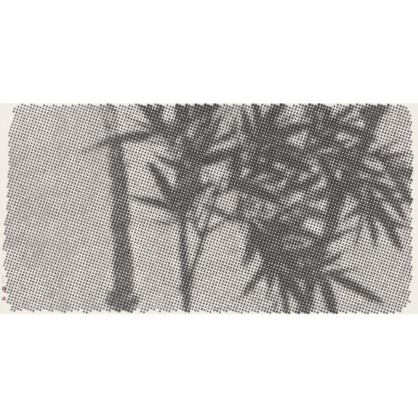 New Ink Bamboo E by Nan Qi