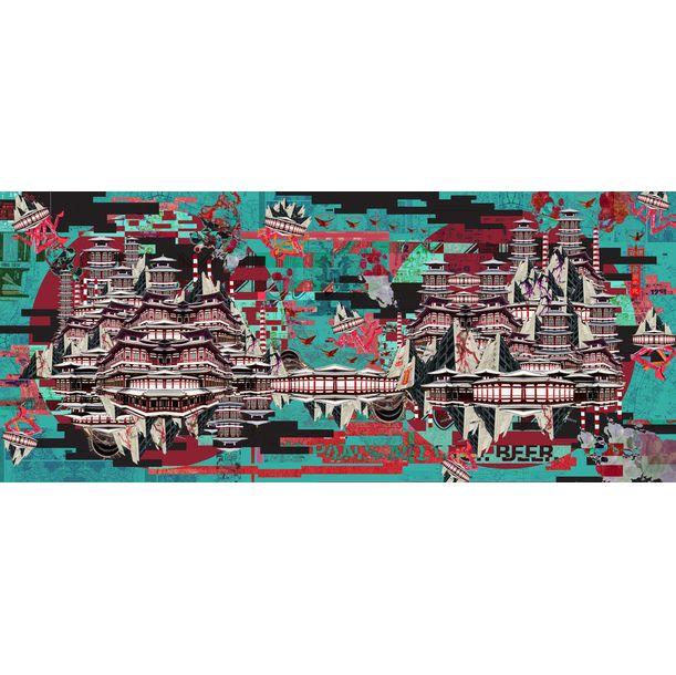 Twin Amatersau by Kenny Low