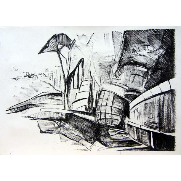 Emergence #2 by Zahra Nazari