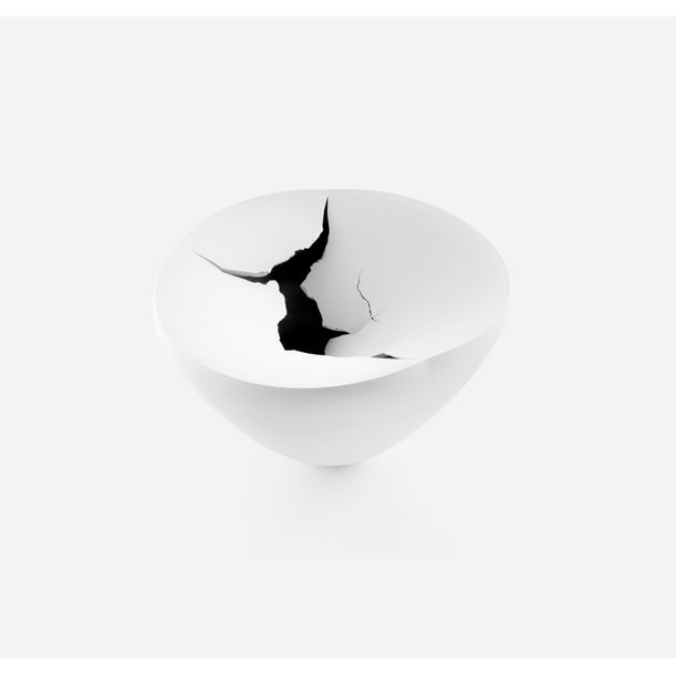 Untitled II (Cracked Bowl II) by Taizo Kuroda