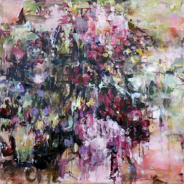 Pink Dimension by Hyunju Kim
