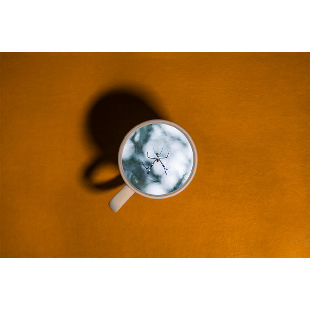 Landscapes in a cup - 3 by Aryaman Dixit