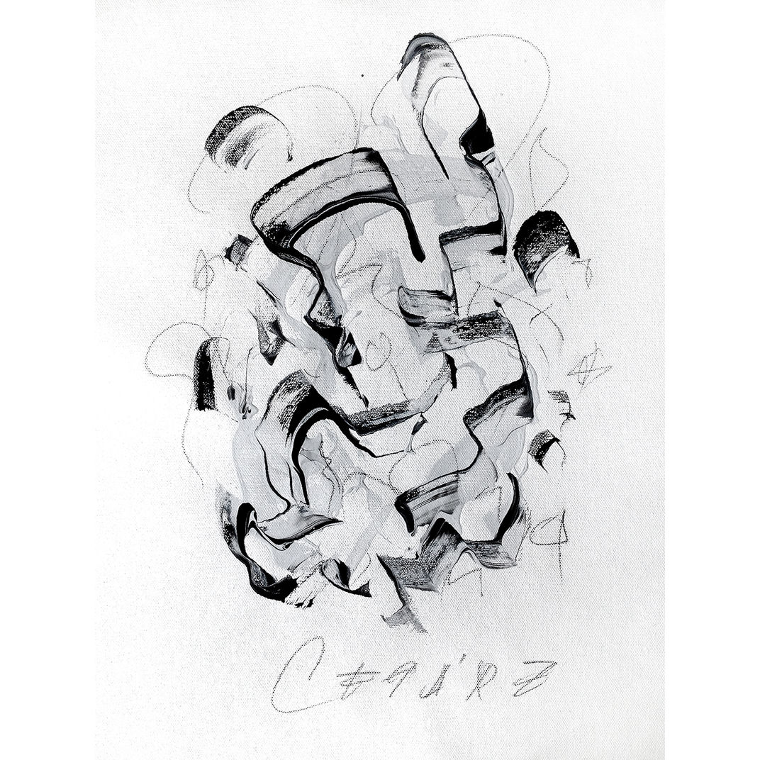 From the Series Drawing is to Painting is to Drawing No. 6 by Cesare A.X. Syjuco