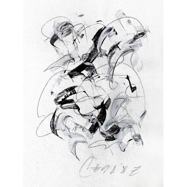 From the Series Drawing is to Painting is to Drawing No. 7 by Cesare A.X. Syjuco
