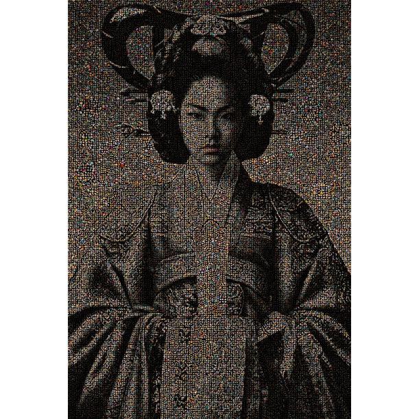 Joseon dynasty royal family series Empress #1 by Chong-Il Woo