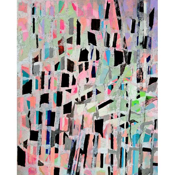 Crystal Stilts by Estella Ng
