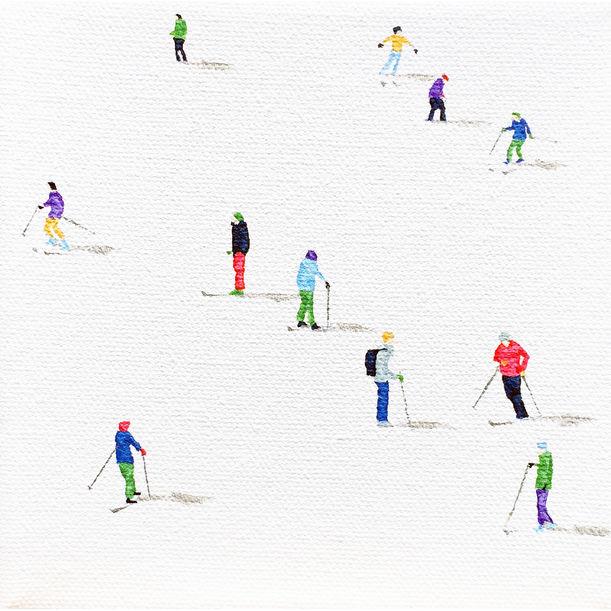 Frozen Planet (Nano 11) by Stephanie Ho