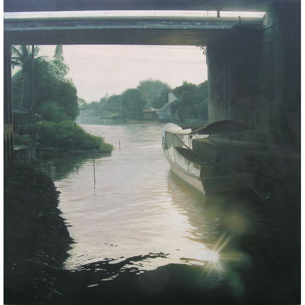 Friday Morning by Wittawat Thongkeaw