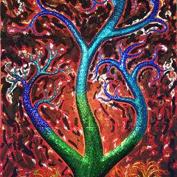 The Isan Tree by Maitree Siriboon