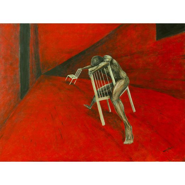 The Red Room by Mugdha Hedaoo