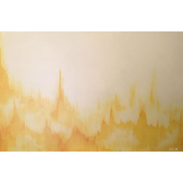 Golden Resonance by Jau Goh