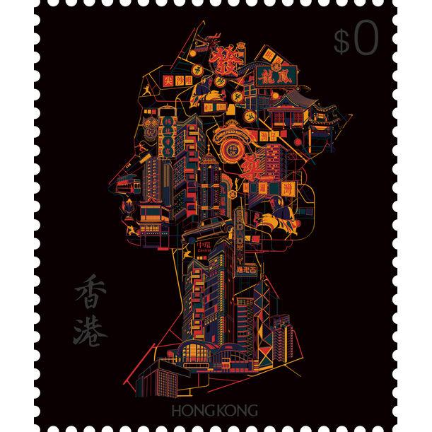 The Queen of Hong Kong AP $0 by Jacky Tsai