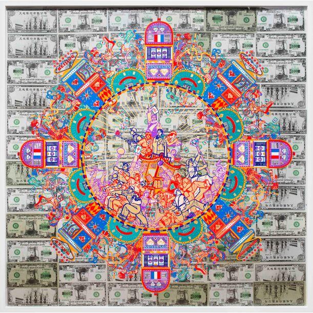 The Chinese Gamble by Jacky Tsai