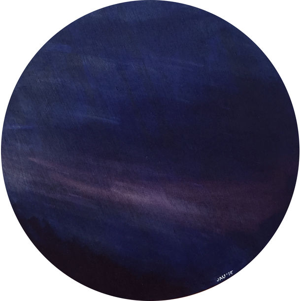 Unknown Planet by Jau Goh