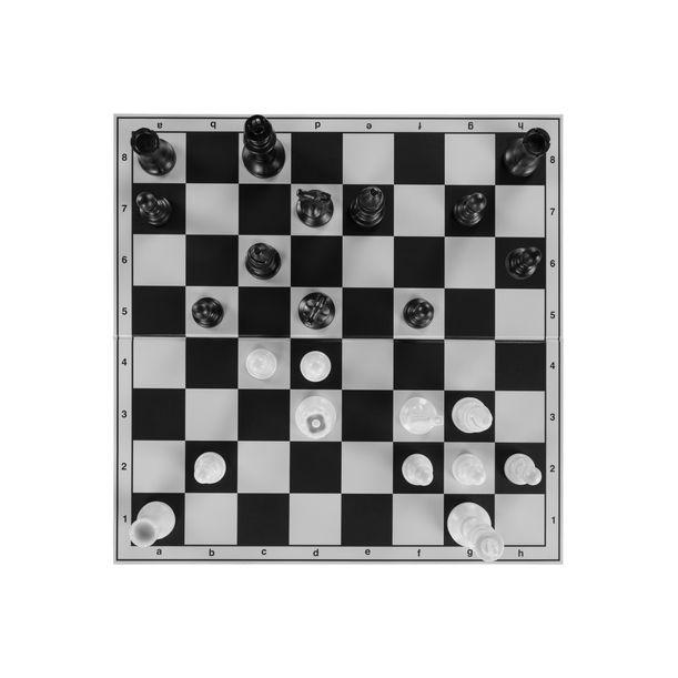 Deep Blue v Kasparov by Jeremy Sharma