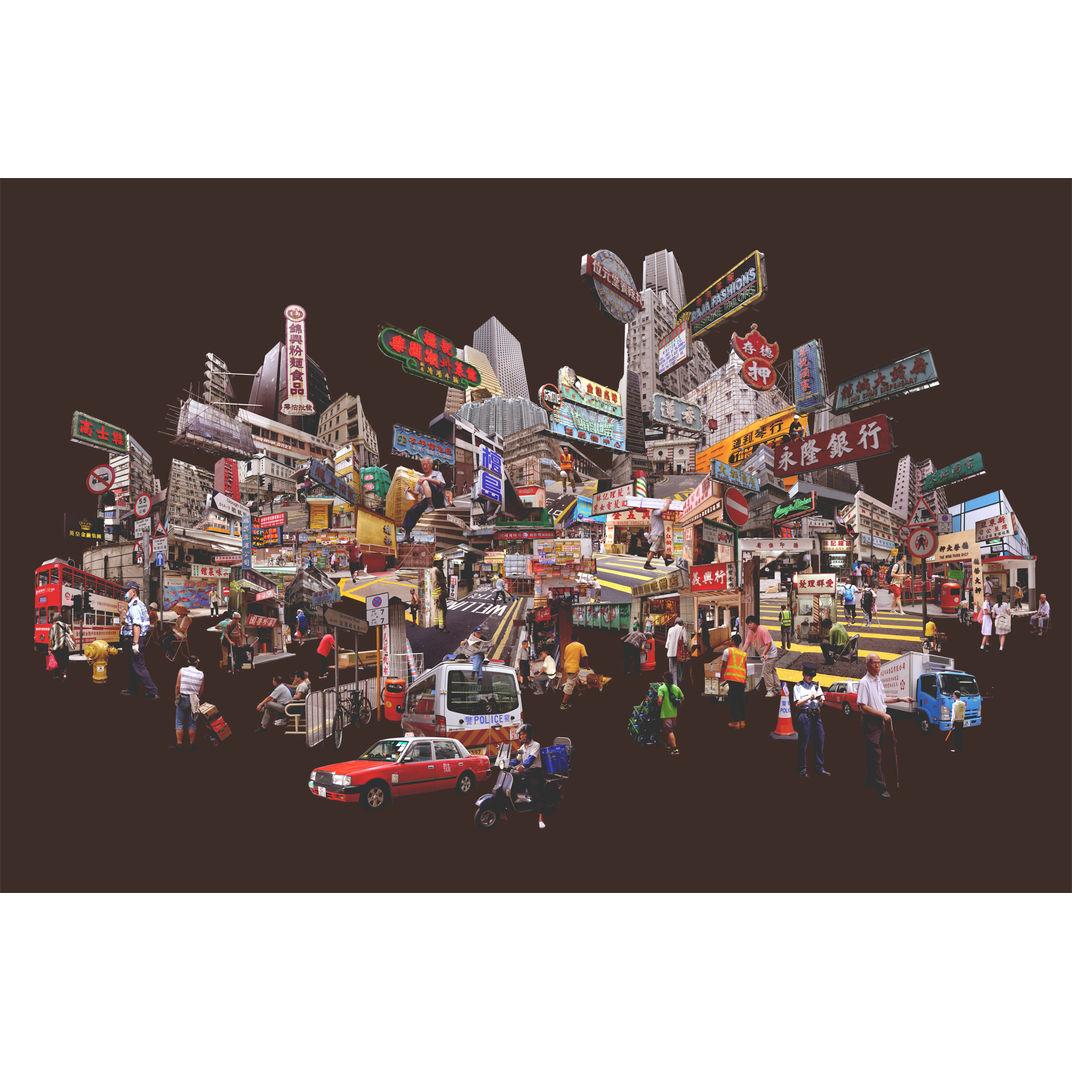 Made in Hong Kong #1 by Pariwat Anantachina