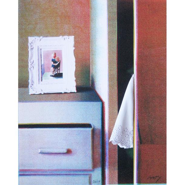 Kioku (Memory) - Door by Mayumi Tsuzuki