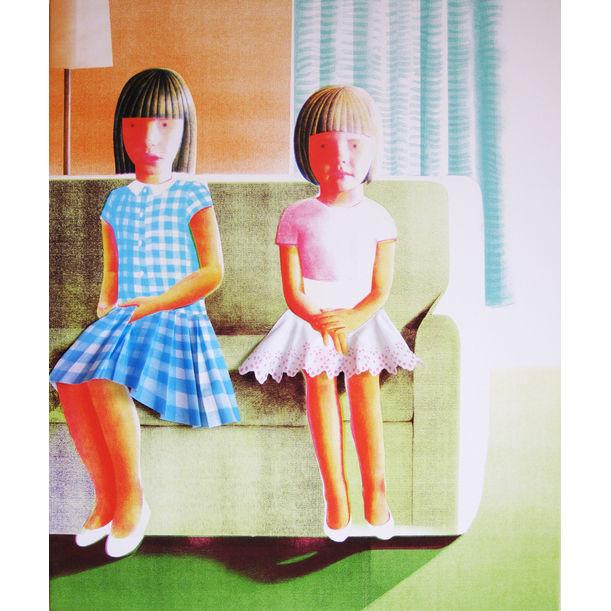 Kioku (Memory) - Dress by Mayumi Tsuzuki