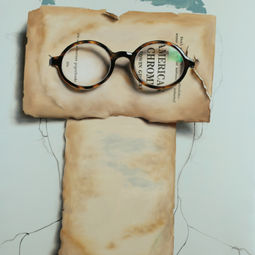 Modern Collage - Unable to Cry 2 by Kang Kang Hoon