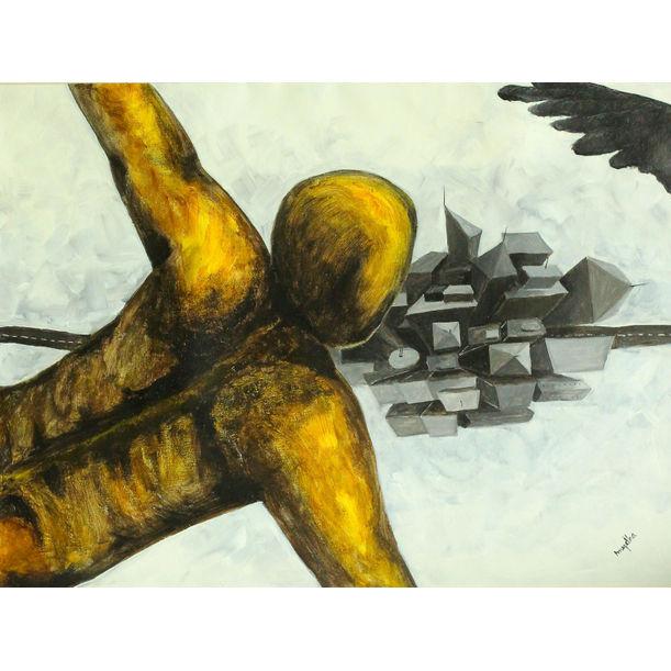 The Leap by Mugdha Hedaoo