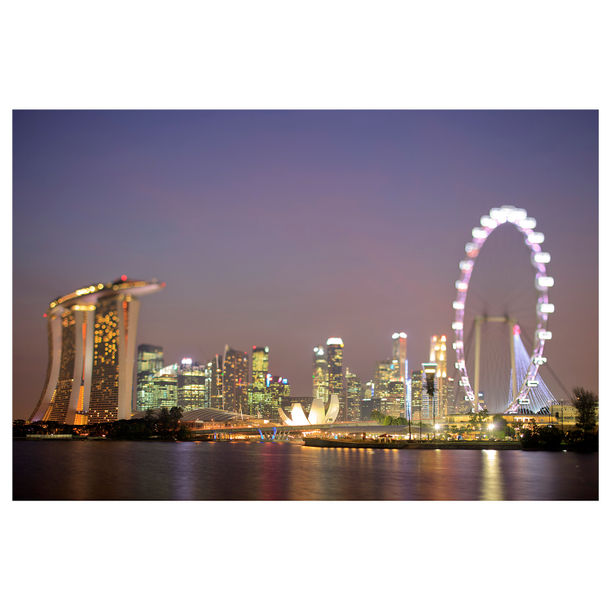 My Singaporescapes #10 by Darren Soh