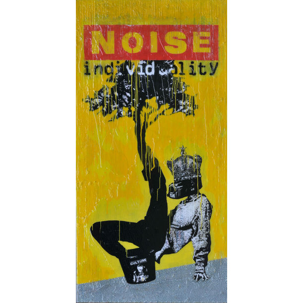 NOISE by Arman Jamparing