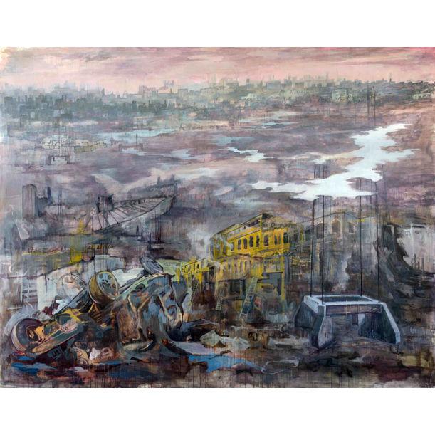 The Streets Are Rising by Naiza H. Khan