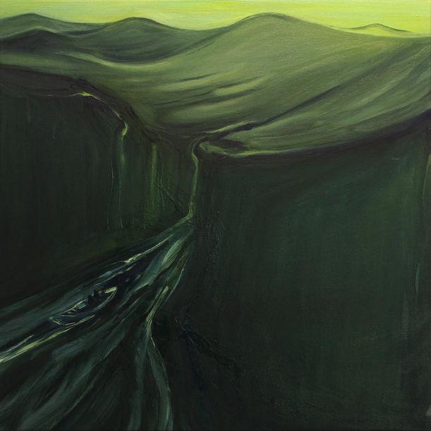 Wild is the River by Nastaran Shahbazi