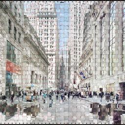 #217-1,  Wall Street 2, NY, US by Seung Hoon Park