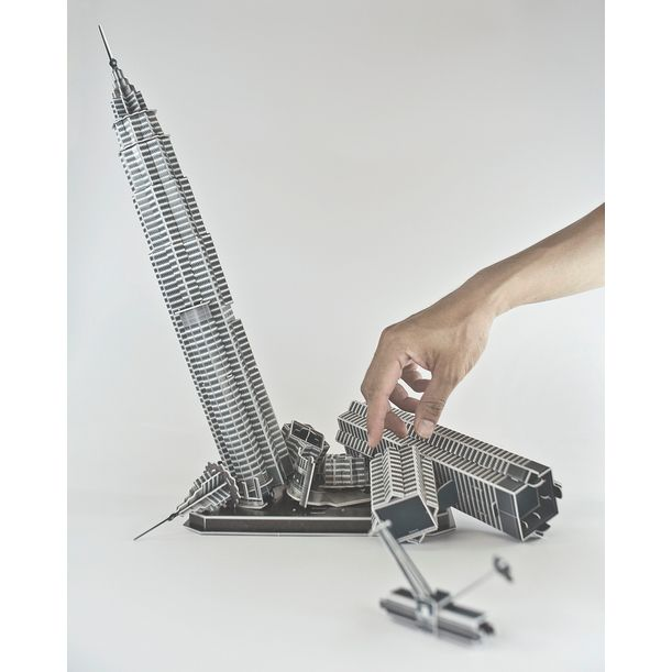 Petronas from the series After Humans by Michael Lee