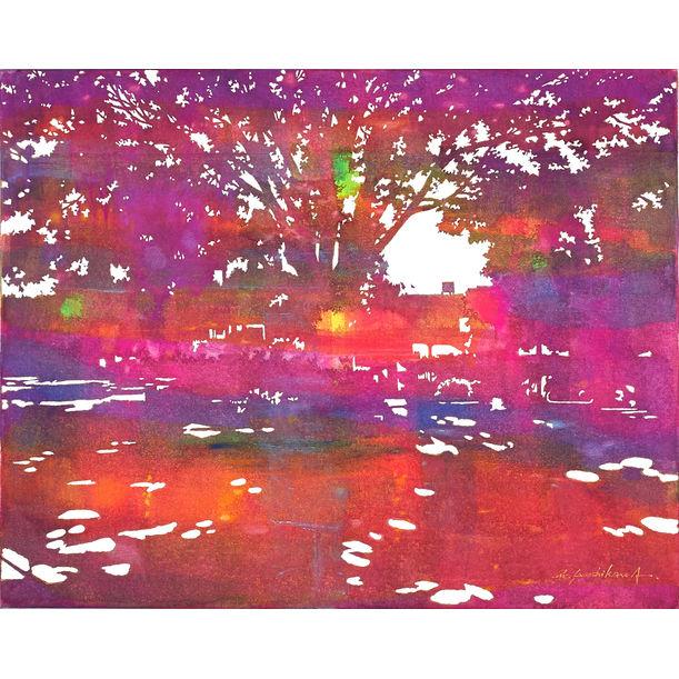 Scarlet Blur by Ryo Yoshikawa