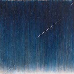 Meteor Cross Meteor by Sean Wang