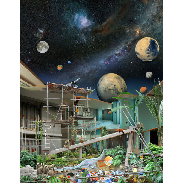The Star Apartment of the Eldest Son by Won Seoung Won