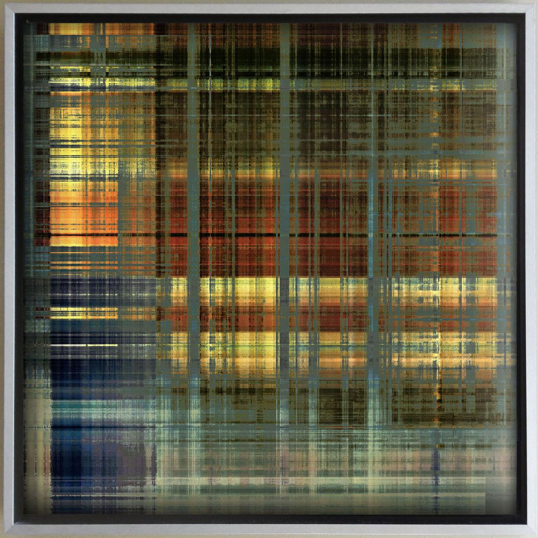 City scape 19, Dawn by Hiroshi Jashiki